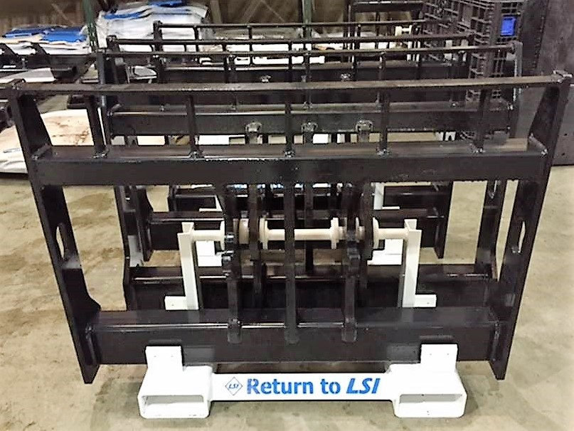 Product Carriage Rack